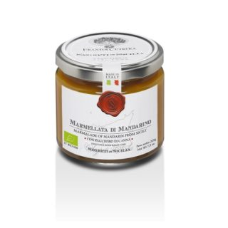 <b>ORGANIC</b> MARMALADE OF MANDARIN FROM SICILY