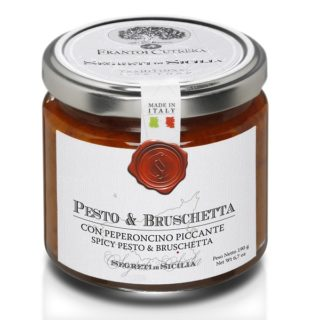 PESTO & BRUSCHETTA PICCANTE