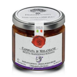 EGGPLANT CAPONATA – ORIGINAL SICILIAN RECIPE