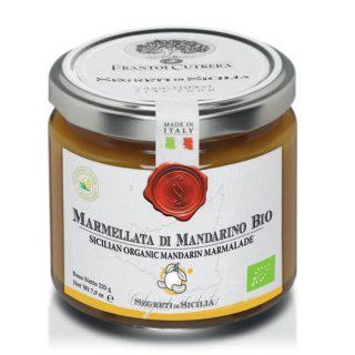 MARMELLATA DI MANDARINO <b>BIO</b>