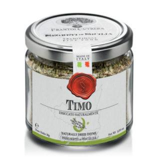 TIMO ESSICCATO NATURALMENTE
