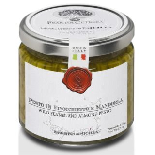 WILD FENNEL AND ALMOND PESTO